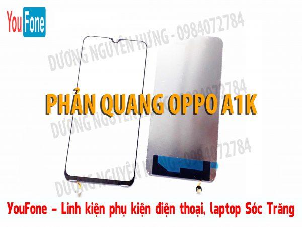 phan quang oppo a1k