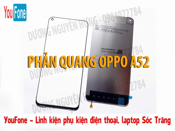 phan quang oppo a52