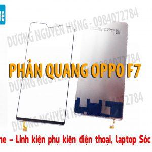 phan quang oppo f7