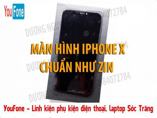 MAN HINH IPHONE X BB