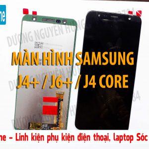 MAN HINH SAMSUNG J4+ J6+ J4 CORE