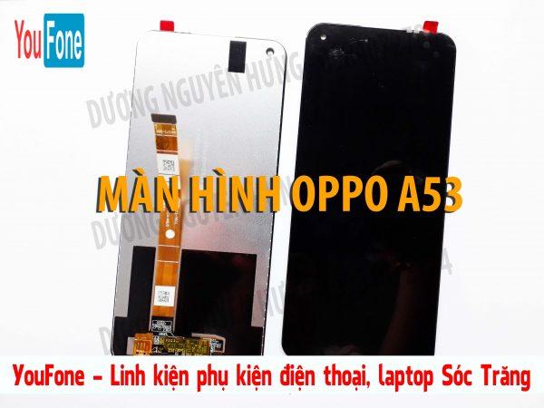 MAN HINH OPPO A53 ZIN