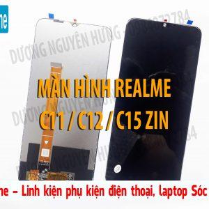 MAN HINH REALME C11 C12 C15 ZIN