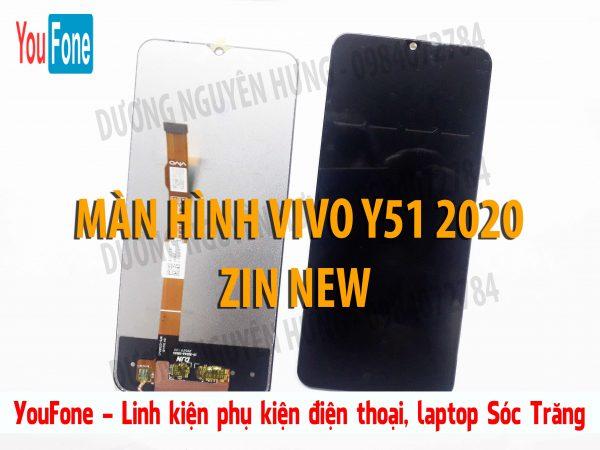 MAN HINH VIVO Y51 ZIN ENW